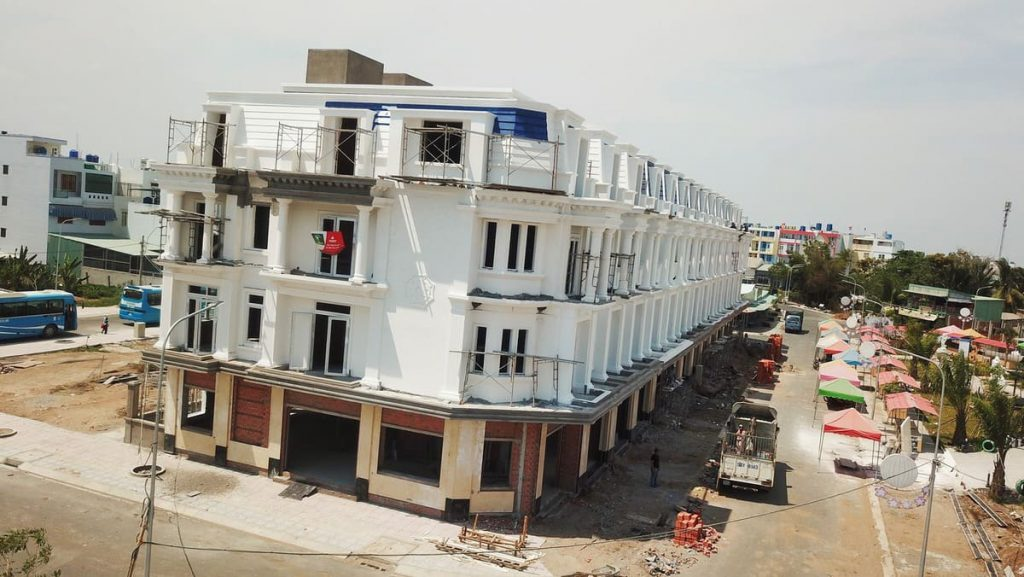 phoi canh thang loi riverside market 2 - DỰ ÁN THẮNG LỢI RIVERSIDE MARKET 2