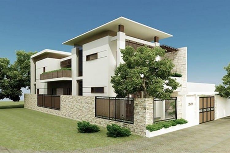 Một mảnh đất vuông vắn luôn là lựa chọn tốt nhất, dù xây nhà để ở hay vì mục đích kinh doanh đều rất dễ dàng