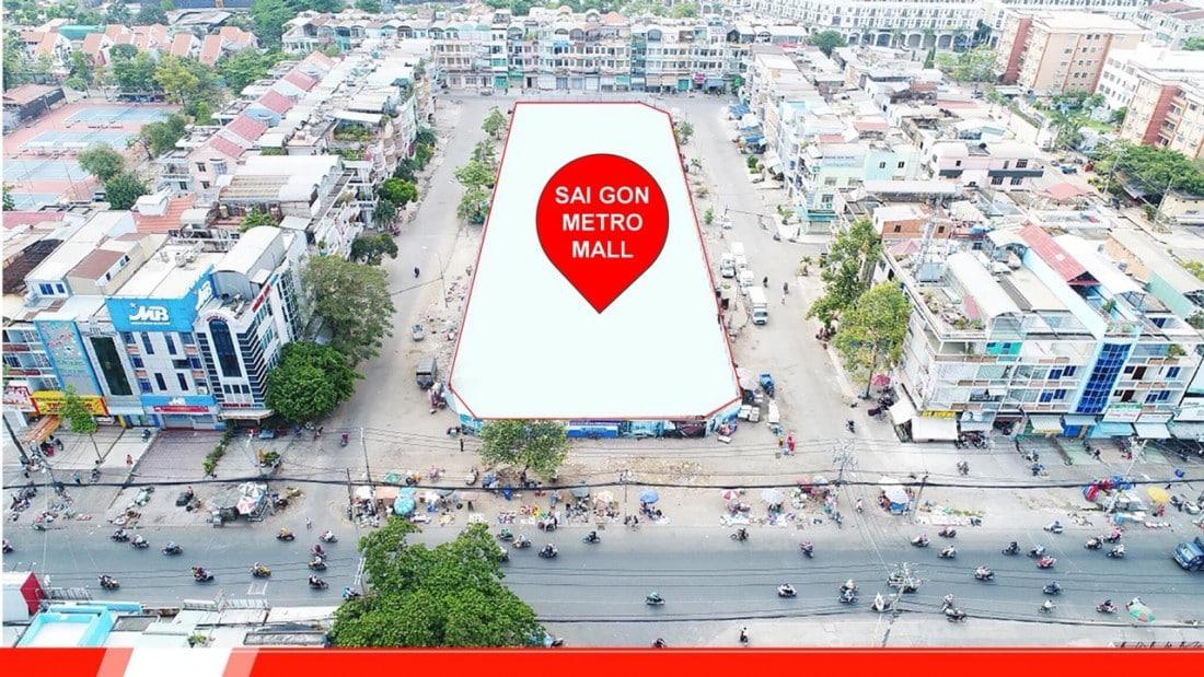 Tiện ích ngoại khu Thuận Đạo Residence