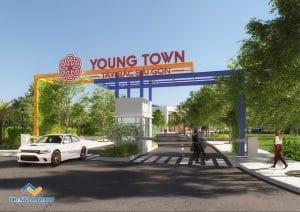 Dự Án Young Town – Tây Bắc Sài Gòn.