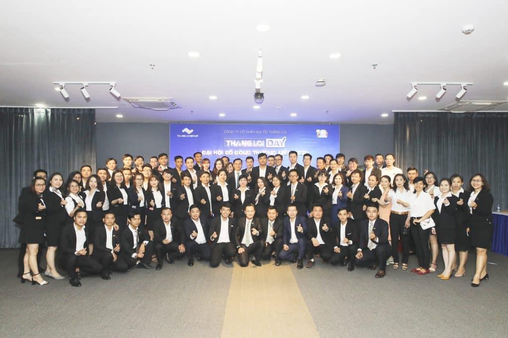 Tập thể người Thắng Lợi đồng lòng vì một sứ mệnh xây dựng tổ ấm cho người Việt
