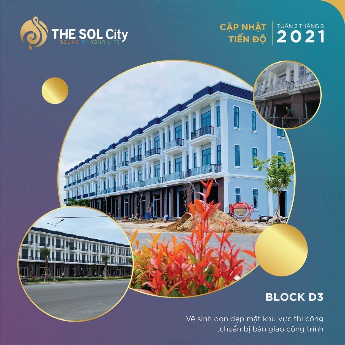 THE SOL CITY